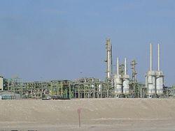 Instala��o petrol�fera