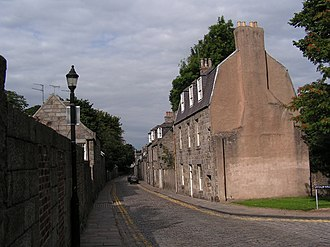 Old Aberdeen - College Bounds, Old Aberdeen