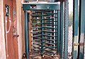 Old Security Turnstile at GAMA at Greenham - geograph.org.uk - 865469.jpg