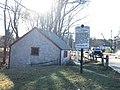 Old Stockbridge Grist Mill circa 1636 in Scituate Massachusetts MA USA.jpg