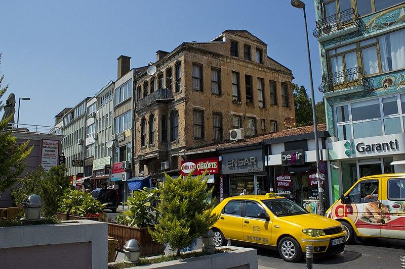 イスタンブール・タクシー