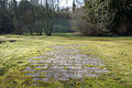 Old pavement, Worthing crematorium - geograph.org.uk - 1730864.jpg