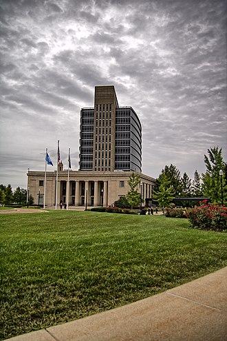 CMS Energy - One Energy Plaza (Jackson, Michigan)