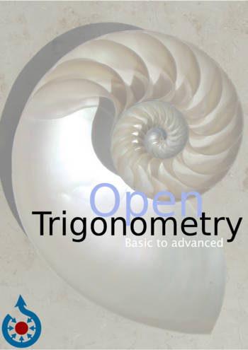 Trigonometry Wikibook icon
