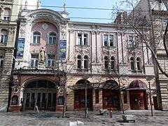 Operett Színház - 2015.03.23