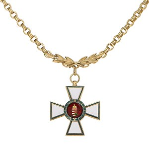 Hungarian Order of Merit cover