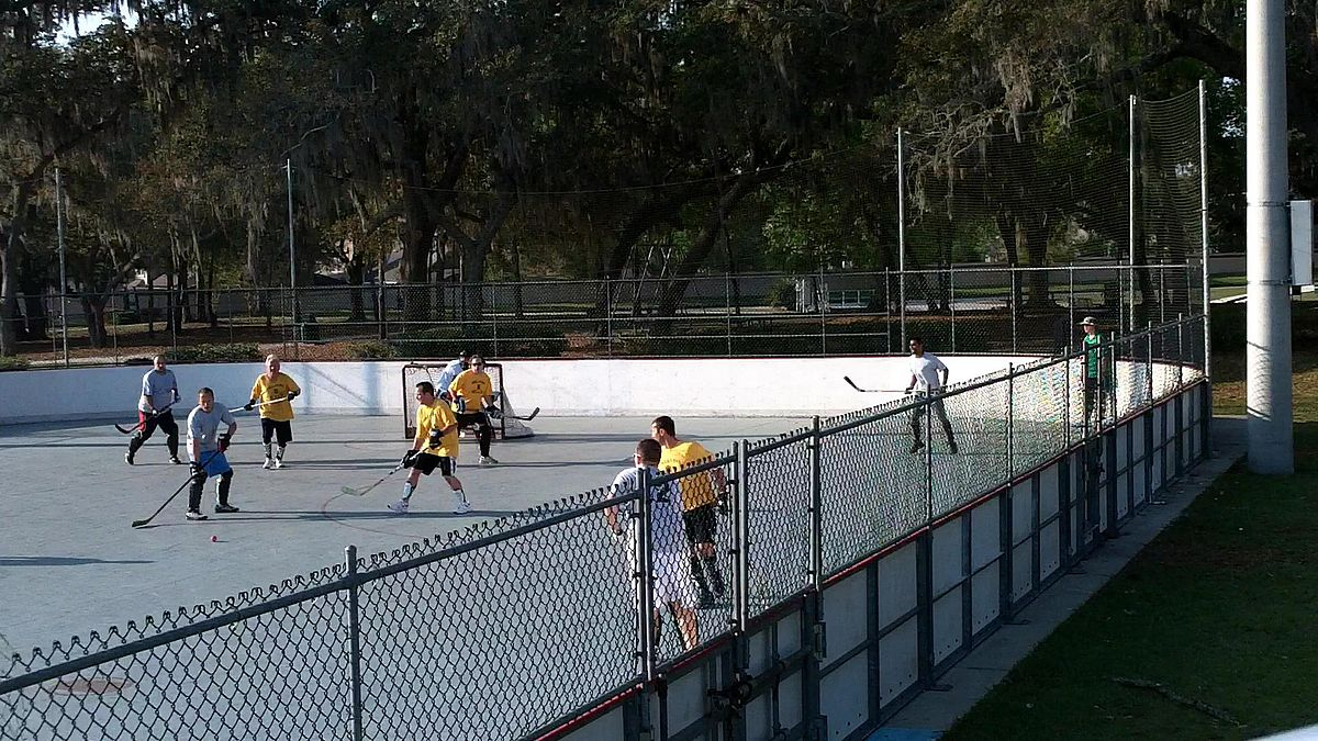 Street hockey - Wikipedia