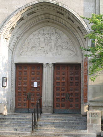 University of Chicago Oriental Institute - Image: Orientalinstitutedoo rs