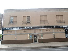 Original location of first Zales Jewelyr Store in Wichita Falls, TX IMG 7035.JPG