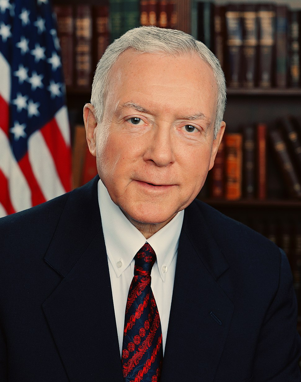 Orrin Hatch official photo