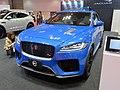 Osaka Motor Show 2019 (109) - Jaguar F-PACE SVR (7BA-DCSSC).jpg