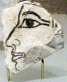 Ostracon-ThoughtToDepictSenenmut03 MetropolitanMuseum.png