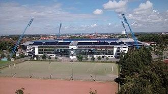Ostseestadion - Image: Ostsee Stadion