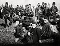Ottoman militia and redif troops at rest.jpg