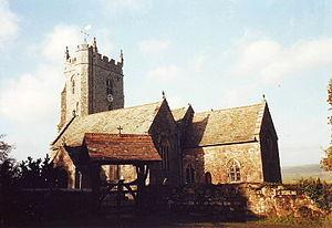 Upton Pyne - Upton Pyne Church