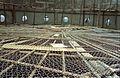 Overhead Skylight Under Construction - Dynamotion Hall - Science City - Calcutta 1996-07-30 317.JPG