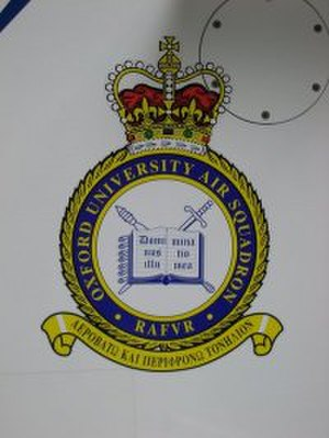 Oxford University Air Squadron - Badge of the Squadron