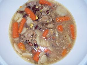 Louisiana Creole cuisine - Southern Oxtail Soup