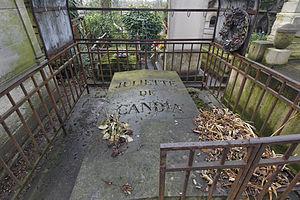 Giulia Grisi - Grave of Giulia Grisi