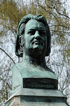 Grabmal Balzacs (Quelle: Wikimedia)