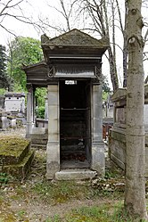 Tomb of Lachaise