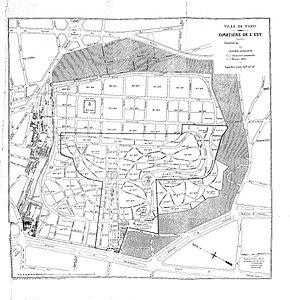Père-Lachaise - Plan - 1926.jpg