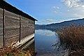 Pörtschach Johannaweg Bootshaus der Wasserrettung 19012014 5870.jpg
