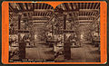P. R. R. shops Altoona Pa. Looking through the lathe department, by R. A. Bonine 2.jpg
