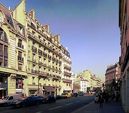 image illustrative de l'article Rue de Sèvres