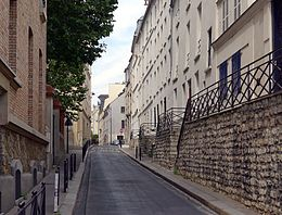 Image illustrative de l'article Rue Lhomond
