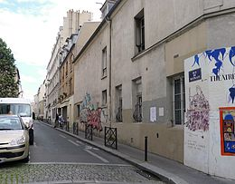 Image illustrative de l'article Rue du Retrait