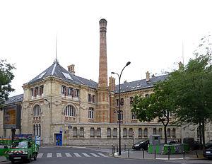 Eugène Train - Lycée Voltaire
