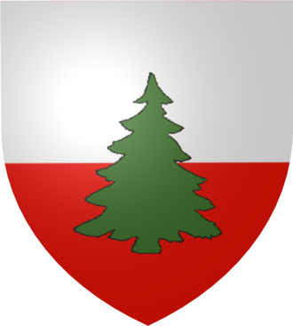 3rd Carpathian Rifle Division (Poland) - Emblem of the division worn as a shoulder patch and painted on vehicles