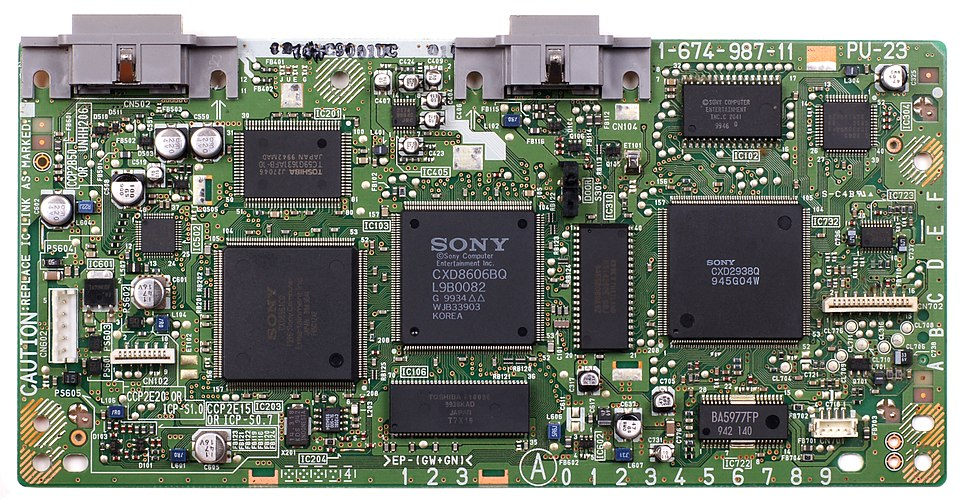 PS9001-Motherboard