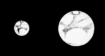 PSM V45 D238 Views of mars with different diameter telescopes 1892.jpg
