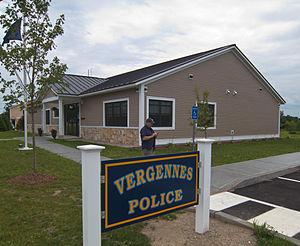Vergennes, Vermont - Vergennes Police Department