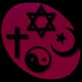 P religion icon redpurple.png