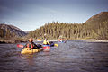 Packrafting the Wheaton River (15222995863).jpg