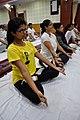 Padmasana - International Day of Yoga Celebration - NCSM - Kolkata 2015-06-21 7417.JPG