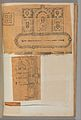 Page from a Scrapbook containing Drawings and Several Prints of Architecture, Interiors, Furniture and Other Objects MET DP372070.jpg