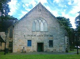 Laigh Kirk, Paisley - Image: Paisley arts centre