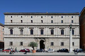 Palazzo Torlonia - Palazzo Torlonia.