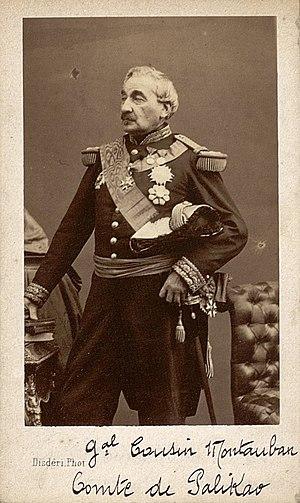 Charles Cousin-Montauban, Comte de Palikao - Image: Palikao