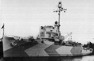 USS <i>Palisade</i> (AM-270)
