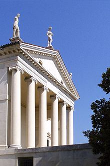 palladio the column and the utilisation In turn, british designers drew on palladio's work to create a classical british  style  columns with acanthus leaf capitals at the top (called 'corinthian') are.
