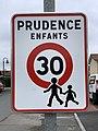 Panneau Prudence Enfants Clos Champs St Cyr Menthon 2.jpg