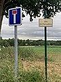 Panneau Voie Sans Issue Plaque allée Chevaudières St Cyr Menthon 1.jpg