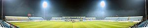 Stadion Kamen Ingrad - Panorama of the Kamen Ingrad Stadium taken in November 2004