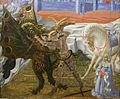 Paolo uccello, san giorgio e il drago, 1431 circa 04.JPG