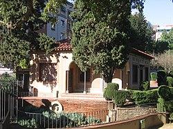 Anexo parques y jardines de barcelona wikipedia la for Parques y jardines de barcelona